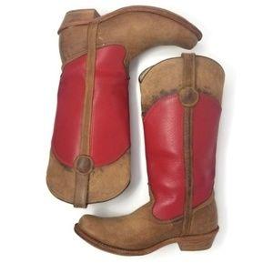 Sundance Dingo Western Boot Women's Size 9.5